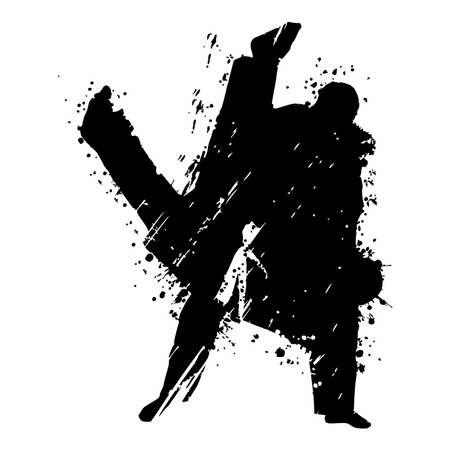 Modern martial arts and combat sports -  Japanese jujitsu.   i