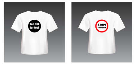 Fun, sexy t-shirt designs for printing.