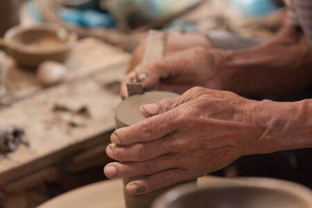 alfarero: Potter, Tailandia
