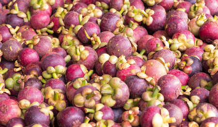 mangosteen, delicous tropical fruit, some considers it to be the queen of all the tropical fruits. must try.