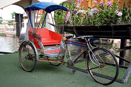 autorick: Tricycle