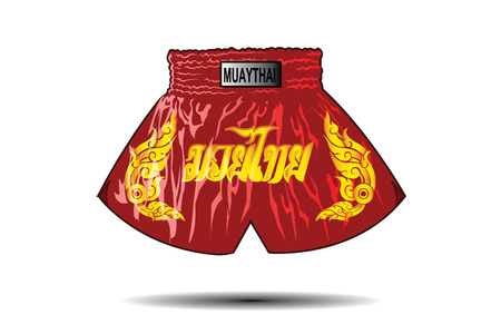 boxer shorts: thai boxer shorts