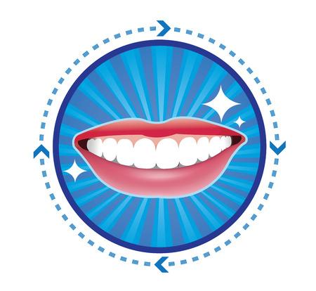 dental assistant: smiles icon