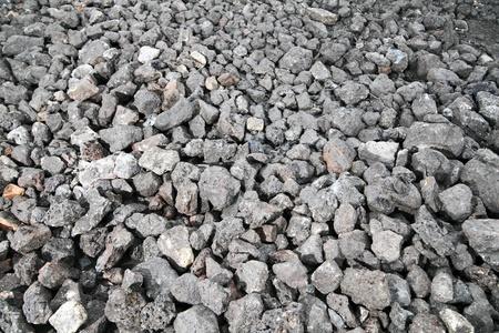 dolomite: Close-up of Crushed Dolomite Stone