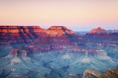 Gran Cañón del Colorado, Arizona, Estados Unidos Foto de archivo - 16182046