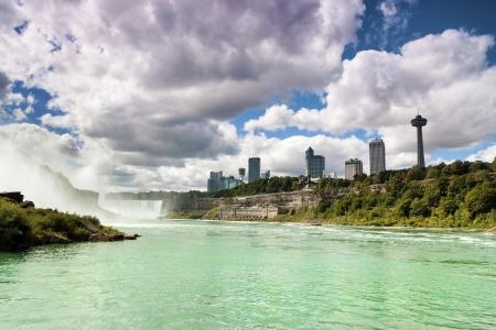 niagara falls city: Niagara Falls  New York State, USA   Ontario, Canada