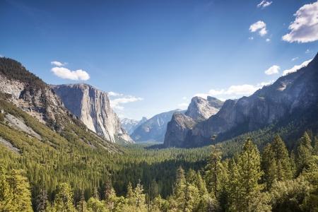 Yosemite Valley, Yosemite National Park, California, USA Stock Photo - 16840532