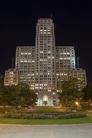 state government: The Alfred E  Smith State Office Building, Albany, NY  Completed in 1928, it houses offices of the New York State government