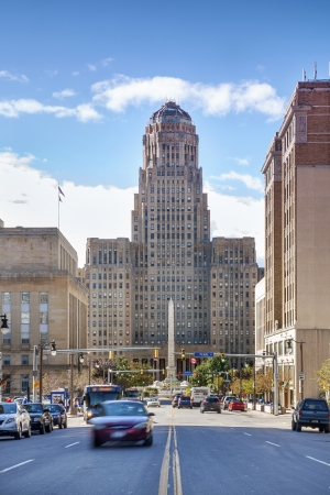 populous: Buffalo is the second most populous city in the state of New York, behind New York City  Editorial