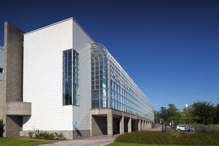 scandinavian peninsula: Building of Finnish National Opera in Helsinki