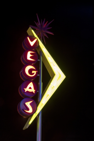 Welcome to Fabulous Downtown Las Vegas Editorial