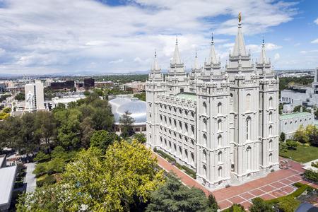 mormon temple: The Church of Jesus Christ of Latter-day Saints