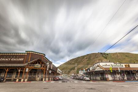 teton: Jackson Hole, Wyoming - entrando Grand Teton e Yellowstone National Parks