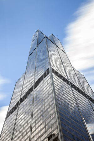 the sears tower: Sears Tower, Chicago, USA Editorial