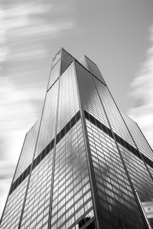 Sears Tower, Chicago, USA Editorial