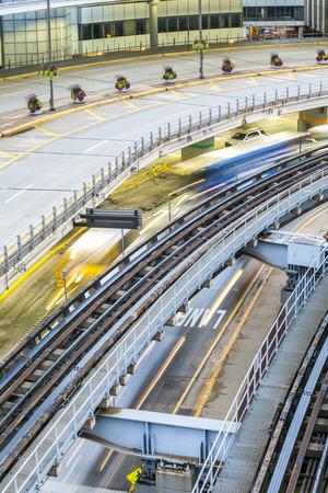 multilevel: Strade multilivello e ferroviarie - sviluppo