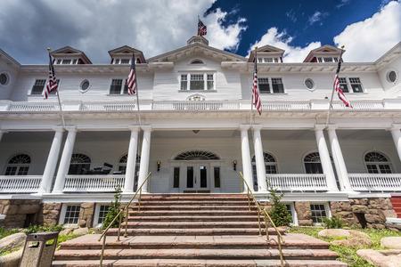 stanley: The Stanley Hotel, Estes Park, Colorado, USA
