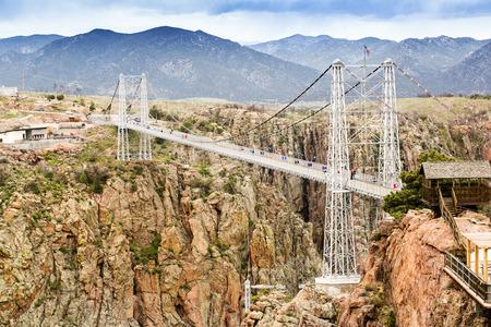 Royal Gorge Suspension Bridge, Canon City, Colorado