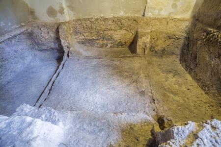 middle easter: Golghota known as Garden Tomb, Jerusalem, Israel, Middle East