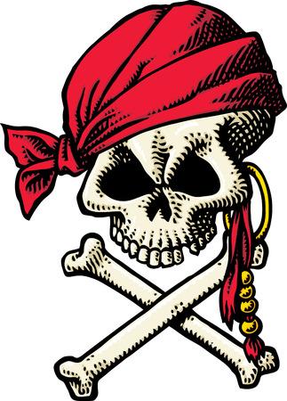 Skull Stock Vector - 8777599