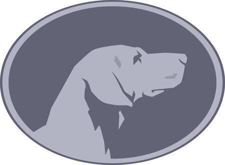 Dog Stock Vector - 8885233