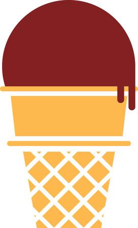 sun cream: Icecream