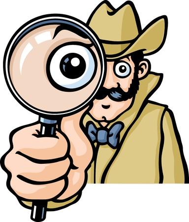 forensics: detective