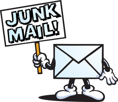 Email Guy Stock Vector - 9242157