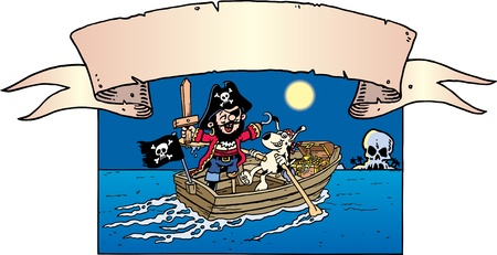 hook up: Pirate Banner