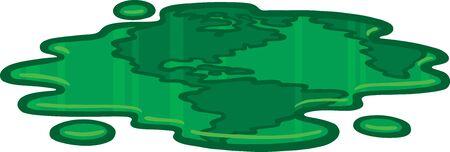 enviromental: Enviromental Earth Illustration