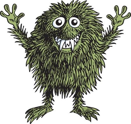 monster teeth: Monster