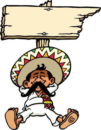 sombrero: Mexicaanse slapen