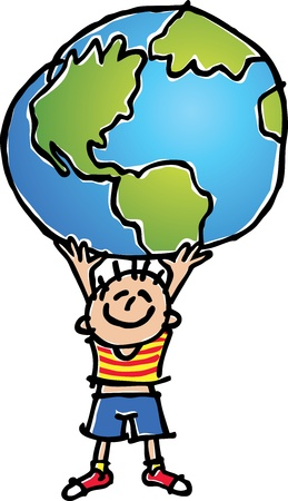 sayings: Helping the world