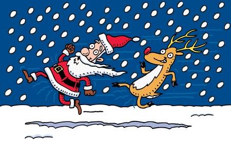 late: Late Santa