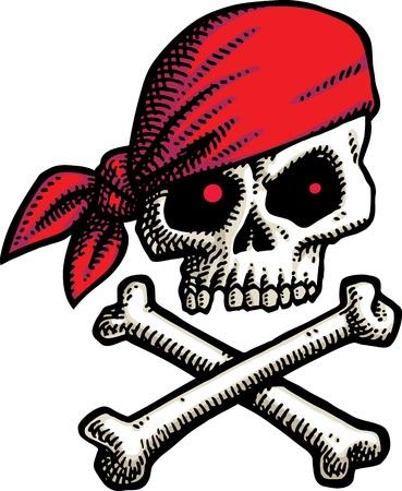 Skull Stock Vector - 10120744
