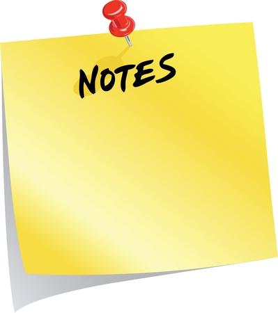 forget: Reminder Note Illustration