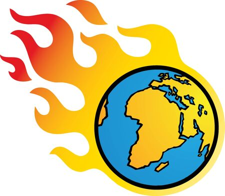 Flaming Earth
