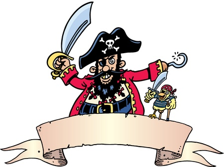 Pirates Vector