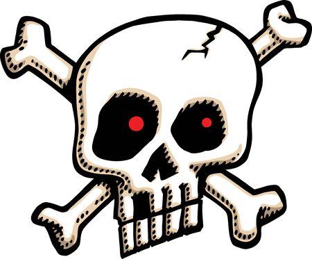 forensic science: Skull