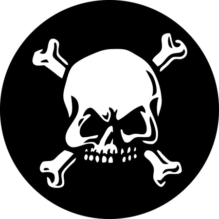 Skull Stock Vector - 14080483