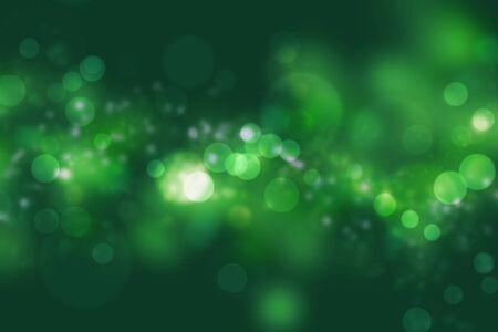 Grüne Natur Frühling Wald Bokeh