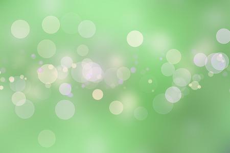 Bokeh verde bosque de la primavera Natural de mi idea. Foto de archivo - 55067450