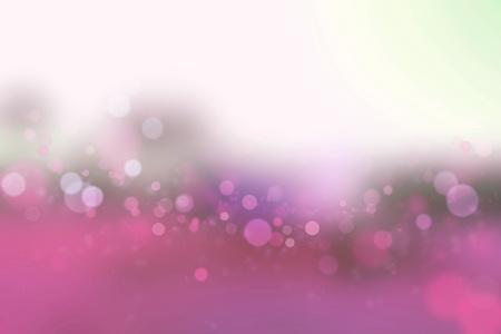 Rosa abstrakte Bokeh Lichter, different Hintergrund von meiner Idee. Standard-Bild