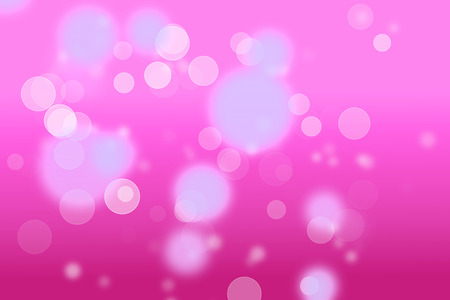Pink abstract bokeh lights, defocused background from my idea.