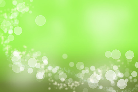 내 생각에 녹색 자연 봄 숲 bokeh입니다.