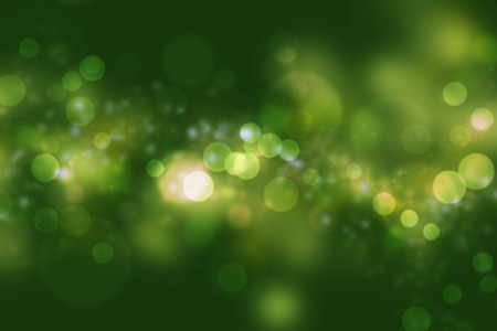 Green Natural spring forest bokeh from my idea. Foto de archivo