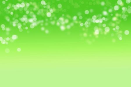 Grüne Natur Frühling Wald Bokeh von meiner Idee.