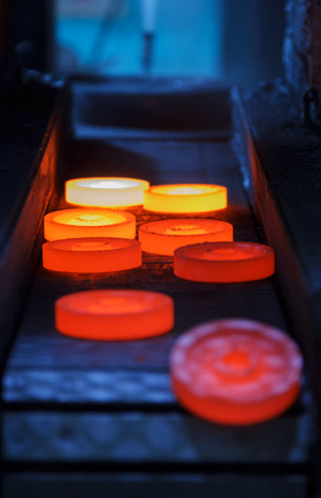 hot forging product