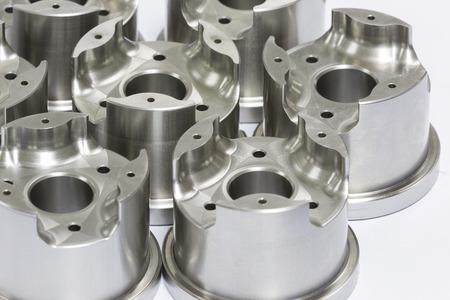 componentes: moldes y matrices mecanizado de piezas de alta precisión de mecanizado CNC
