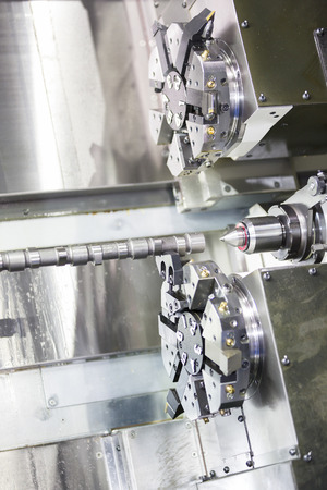 cutting tool: automotive industrial metal work machining process by cutting tool on CNC lathe
